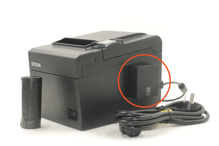 先附上一个飞印盒子与打印机组合后的开箱照。
